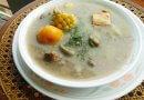Sopa de Mazamorra