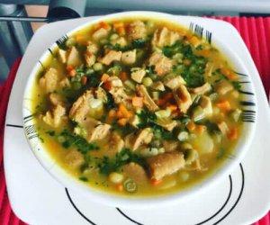 Sopa de Mondongo Receta