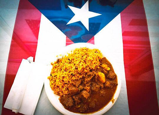 comidas tipicas de puerto rico
