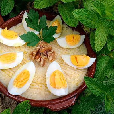 comida tipica de castilla la mancha