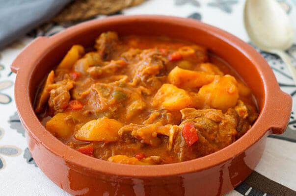 platos tipicos de extremadura