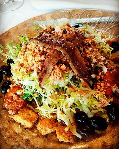 plato tipico catalan